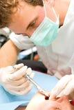Dentista foto de archivo libre de regalías