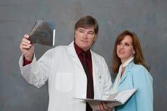 Dentista Fotografía de archivo libre de regalías