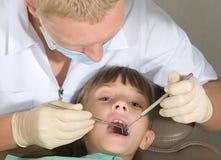 Dentista Immagini Stock