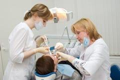 Dentista Immagini Stock Libere da Diritti