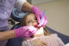 Dentista imágenes de archivo libres de regalías