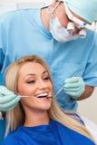 Dentista Fotos de Stock