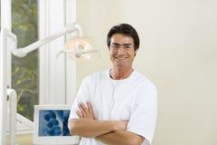 Dentista fotografie stock