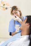 Dentista Immagine Stock