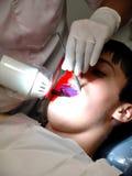 Dentista Imagen de archivo libre de regalías