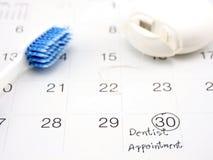 Dentista Appointment Fotografia Stock Libera da Diritti