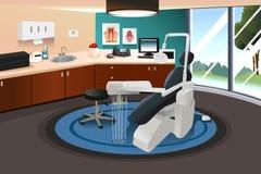 Dentista Office Scene Foto de Stock