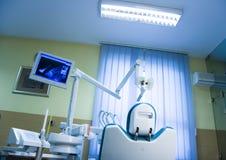 Dentista surgary Fotografie Stock Libere da Diritti
