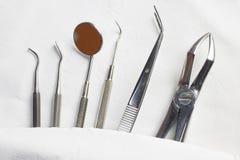 Dentista Tools Imagenes de archivo