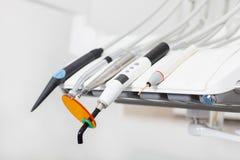 Dentista Tools Fotografia de Stock Royalty Free