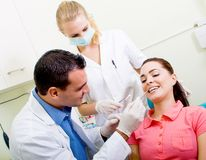 Dentiste Photos stock