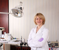 Dentiste Photo libre de droits