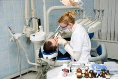 Dentiste Images stock