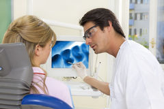 Dentiste Images stock