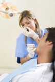 Dentiste Image stock