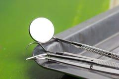 Dentiste accessoire d'outil images libres de droits