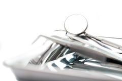 Dentiste accessoire d'outil images stock