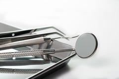 Dentiste accessoire d'outil photos stock