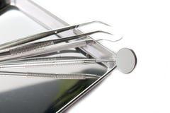 Dentiste accessoire d'outil photo libre de droits