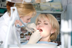 Dentistry Royalty Free Stock Photos