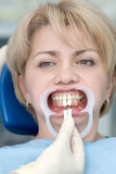 Dentistry stock photo