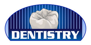 Dentistry Design Stock Images