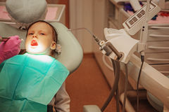Dentistry. Royalty Free Stock Photography