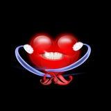 Dentistry logo Stock Image