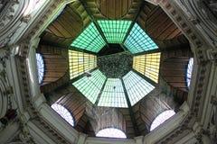 Dentro da cúpula Fotografia de Stock