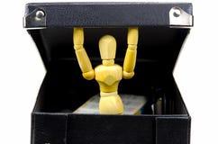 Dentro da caixa 2 Imagens de Stock Royalty Free