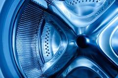 Dentro da máquina de lavar Foto de Stock