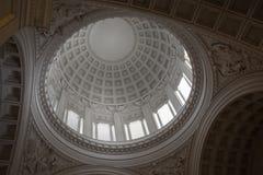 Dentro de bóveda en la tumba de Grant Imagenes de archivo