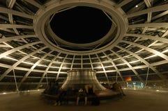 Dentro de la cúpula Imágenes de archivo libres de regalías