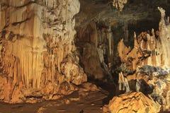 Dentro de la cueva Fotografía de archivo