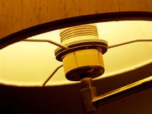 Dentro de la luz Foto de archivo libre de regalías