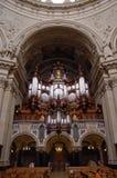 Dentro de los Dom del berlinés Imagen de archivo