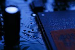 Dentro de su PC Foto de archivo libre de regalías