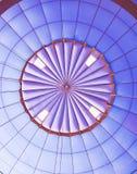 Dentro de um balão de ar quente Fotos de Stock