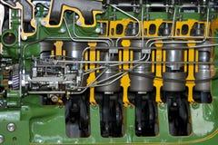 Dentro de um motor Imagem de Stock Royalty Free