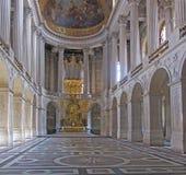 Dentro de um museu em Europa Imagens de Stock Royalty Free