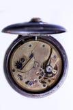 Dentro de um relógio de bolso Fotos de Stock