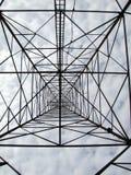 Dentro de uma torre Foto de Stock Royalty Free