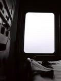 Dentro de una ambulancia Imagen de archivo libre de regalías