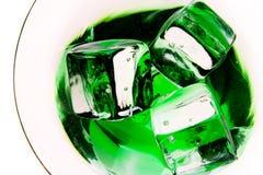 Dentro de una bebida Imagen de archivo