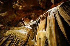 Dentro de una cueva Imágenes de archivo libres de regalías