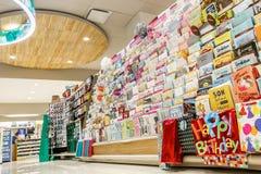 Dentro de una farmacia Fotos de archivo libres de regalías