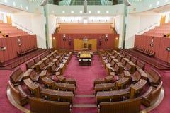 Dentro dei rappresentanti della Camera, il Parlamento Fotografia Stock