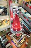 Dentro del centro commerciale di Vincom Immagini Stock