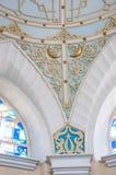 Dentro del interior de la caravanseray, Fotos de archivo