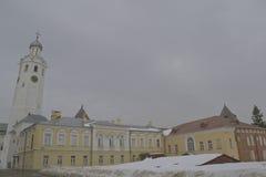 Dentro del Kremlin, campanario Imagen de archivo